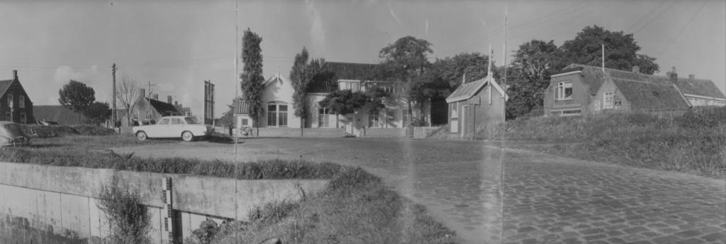 Doktershuis aan het Havenplein