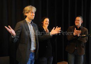 Ruud Broekhuizen, Sanne Rooseboom, Chris Bellekom: de drie laatste kandidaten, en er kan er maar één ..