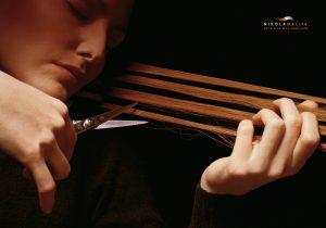 Haar viool
